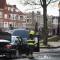 Auto in brand op Leidsevaart in Haarlem