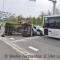 Ongeval met voertuig Koninklijke Marechaussee