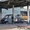 Grote brand uitgebroken in een Shell-tankstation