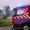 Twee graafmachines uitgebrand in Velsen-Zuid