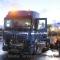 Ongeval met twee vrachtwagens op de N11