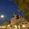 Gemeente Leiden maakt van schoorsteen een windmeter