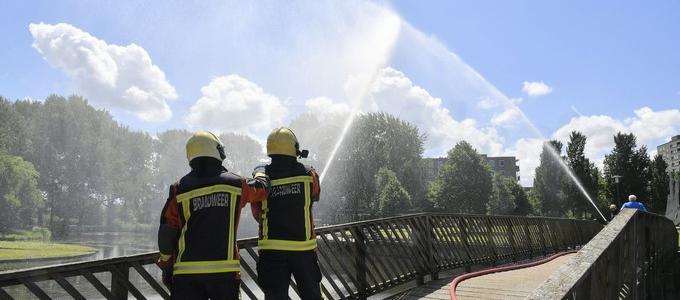 Brandweer Nederland herdenkt