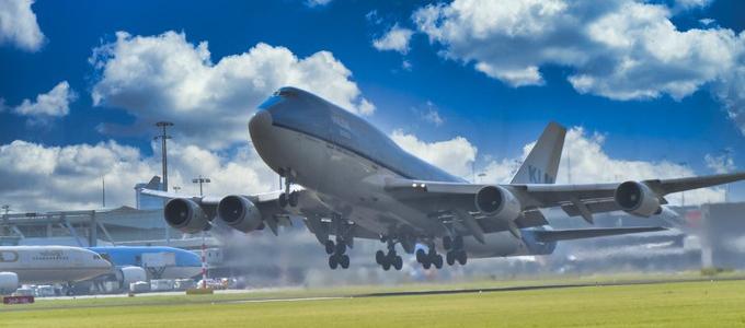 KLM neemt eerder afscheid van de Boeing 747
