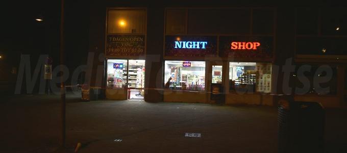 Nachtwinkel Leiden weer overvallen